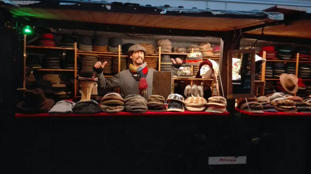 Panama Hutgalerie – Feine Hüte Berlin – Wien Weihnachten Spittelberg