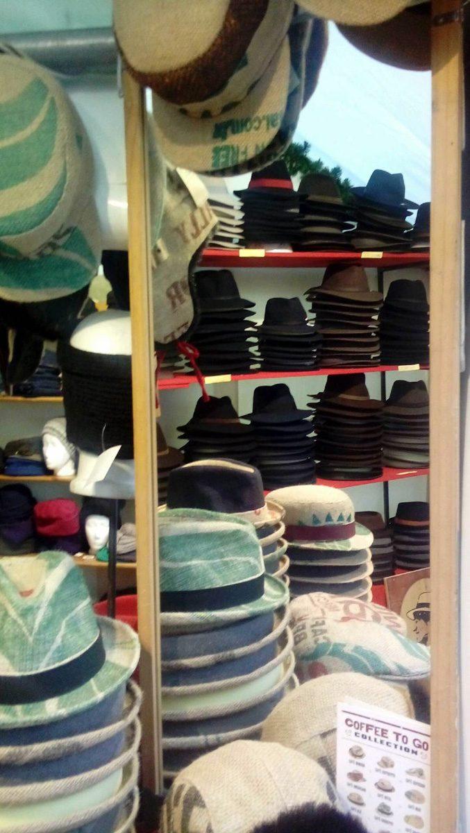 Panama Hutgalerie & Feine Hüte Berlin – Weihnachtsmarkt in Mannheim