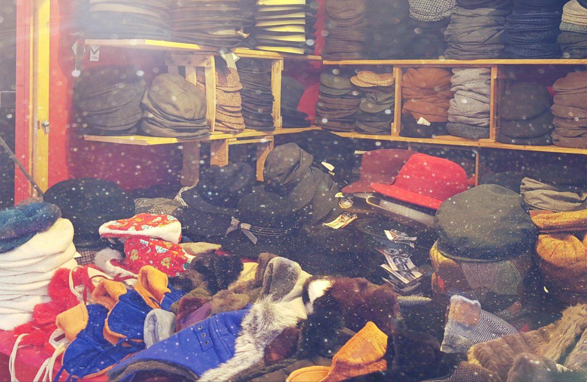 Panama Hutgalerie & Feine Hüte Berlin – Weihnachtsmarkt in Feldkirch