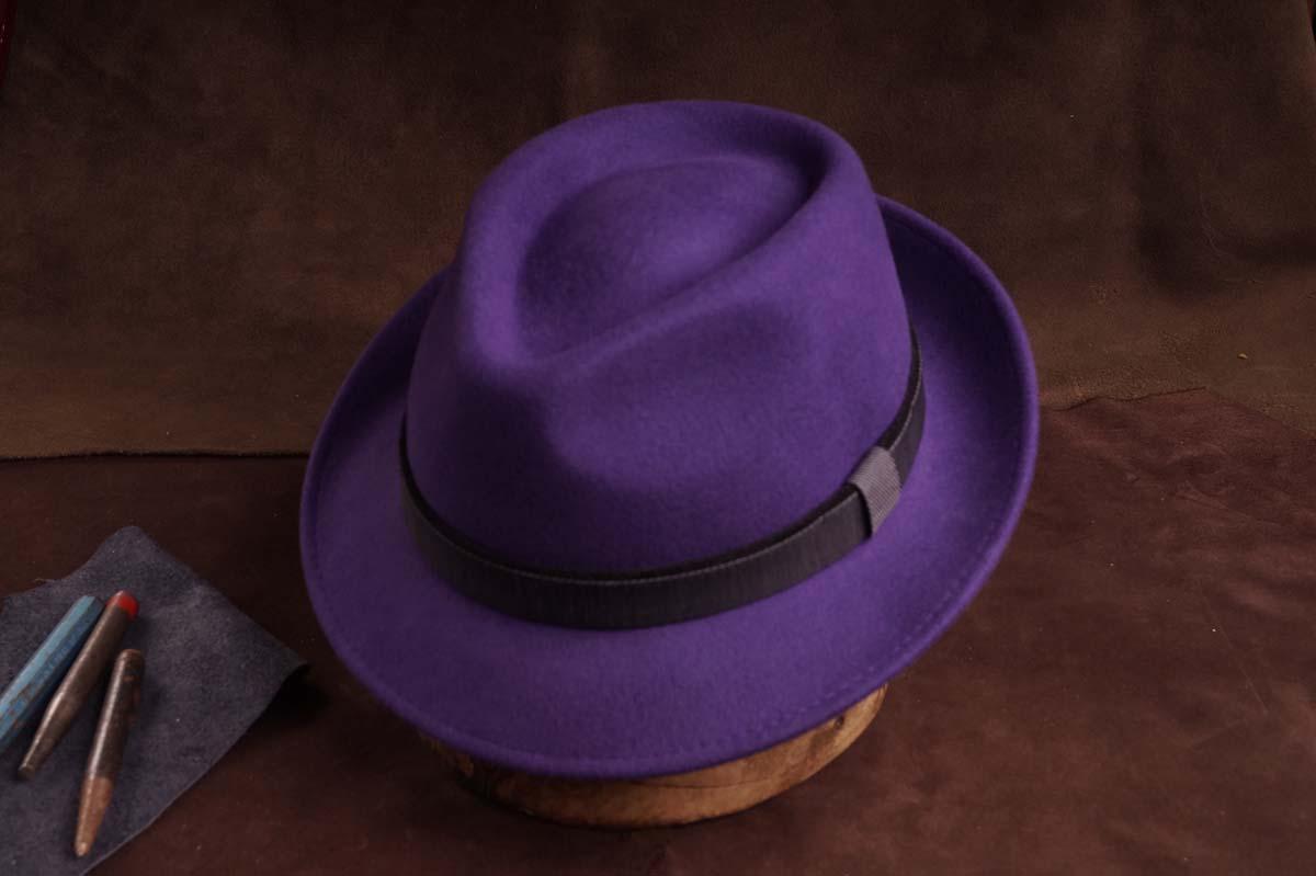 Trilby El Cantador lila